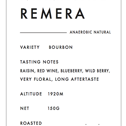 Glitch Coffee Rwanda Anaerobic Natural