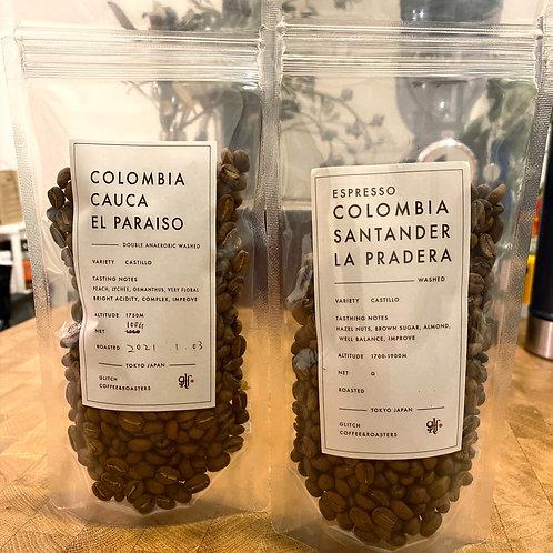 Glitch Coffee - Colombia Specials