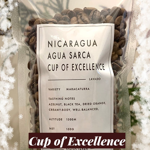 Glitch Coffee Nicaragua Cup of Excellence