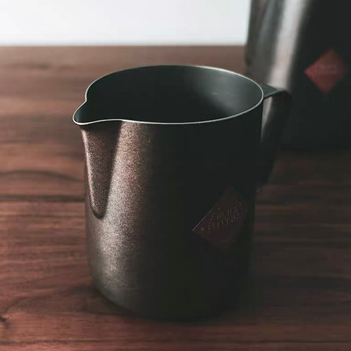 Aoyoshi Black Vintage Milk Pitcher