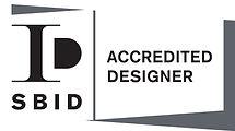 SBID Accredited Designer Logo