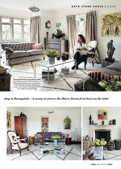 Claire rendall interior design Beautiful Homes 25 Beautiful Homes 3