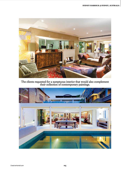 Claire rendall interior design Creative Homes 3