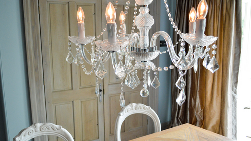 tradtional lighting design