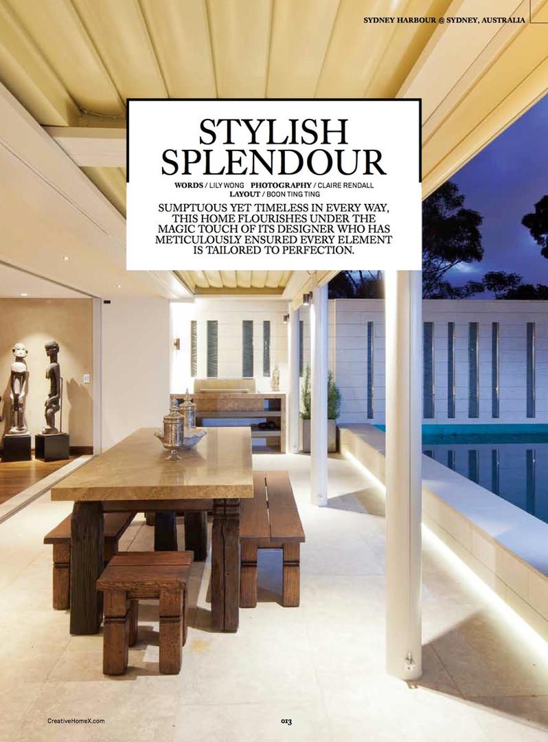 Claire rendall interior design Creative Homes