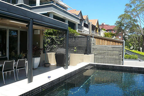 Claire Rendall Design Pool Transformation