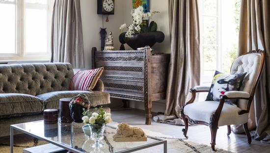 Claire Rendal Traditional interior design