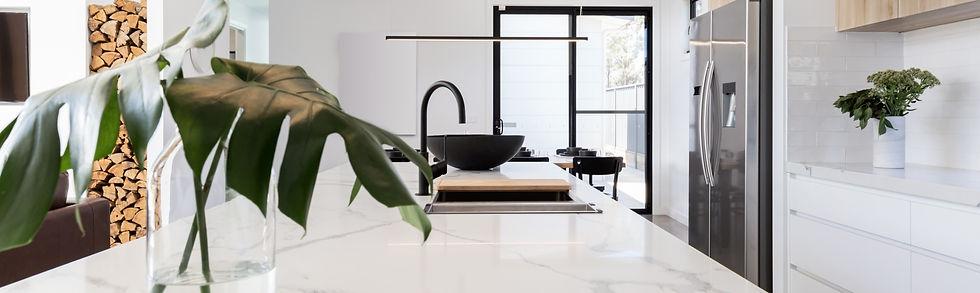 Marble Kitchen interior Design