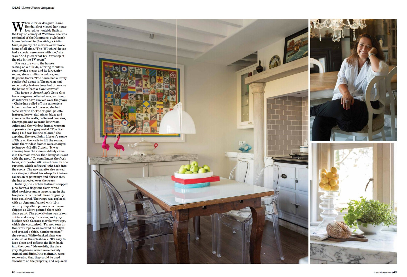 Claire rendall interior design Better Homes 6