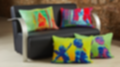 Claire Rendall Designer Cushions
