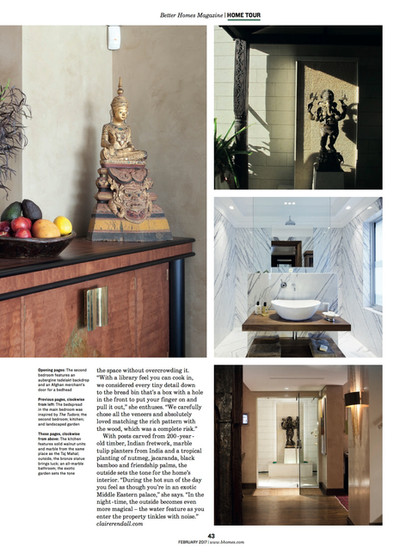 Claire rendall interior design Better Homes 5