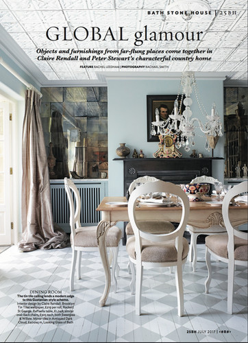 Claire rendall interior design Beautiful Homes
