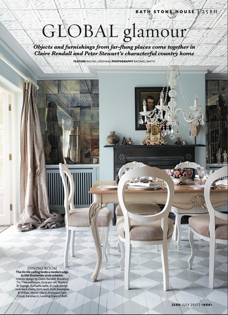 Claire rendall interior design Beautiful Homes
