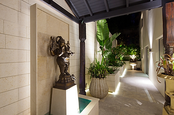 exterior lighting design