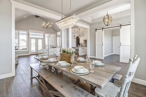 Interior Kitchen Design by Claire Rendall