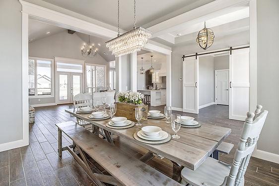 Luxury Dining area design