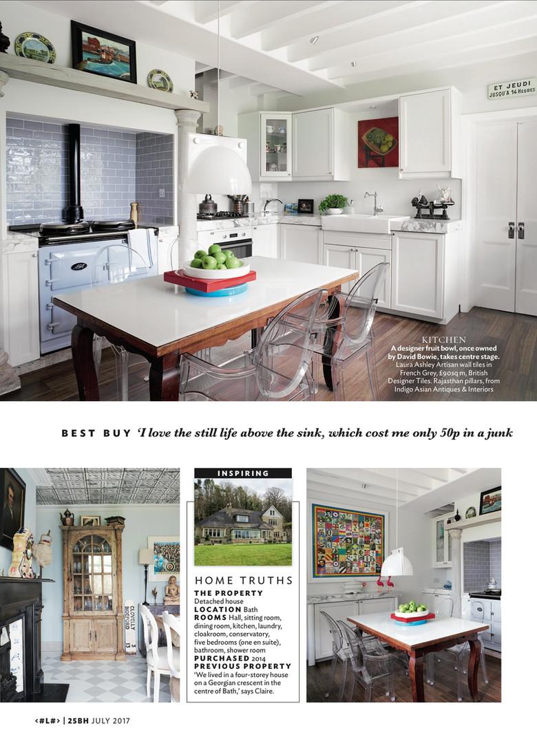 Claire rendall interior design Beautiful Homes 2