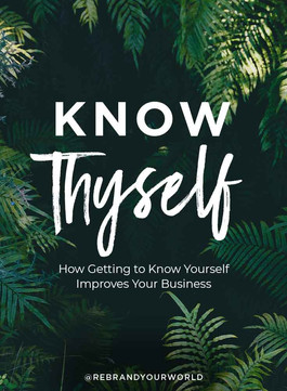Knowing your personality type, your communication style, and the inner workings of your mind will help you in EVERY area of your business.