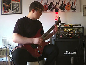 Dan-Grade 7 Solo-Blues. Guitar Lessons With Simon Dorking Surrey