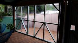 Veranda Swing Door - Palm Beach