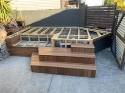 Seated Entertainment Deck Area - Molendinar