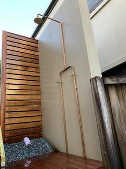 Outdoor Shower - Currumbin