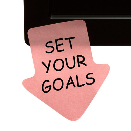 A 'Goal Getters' guide to goal setting