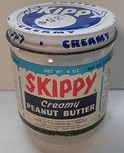 Skippy Creamy Peanut Butter 1960s Vintag