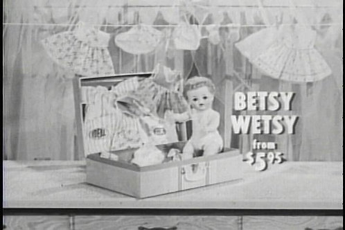 Classic Doll Commercials from the 50s & 60s Vol. 2