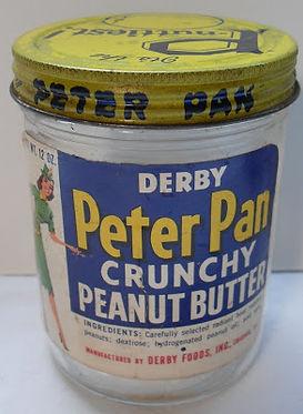 Debry PETER PAN PEANUT BUTTER Vintage 19