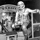 Astronaut Alan Bartlett Shepard Jr. (November 18, 1923 – July 21, 1998)