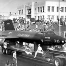 X-15 on Parade