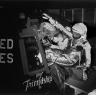 John Glenn enters his capsule, named Friendship 7 before his historic flight. NASA Langley