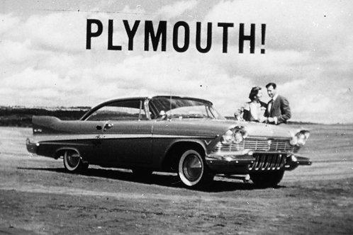Classic Car Commercials of the 50s & 60s Vol. 1