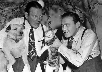 fred-allen-jack-benny-love-thy-neighbor-