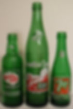 Bubble Up Mountain Dew 7 Up Vintage 1960