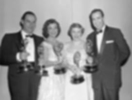 Sid Caesar, Nanette Fabray, Pat Carroll