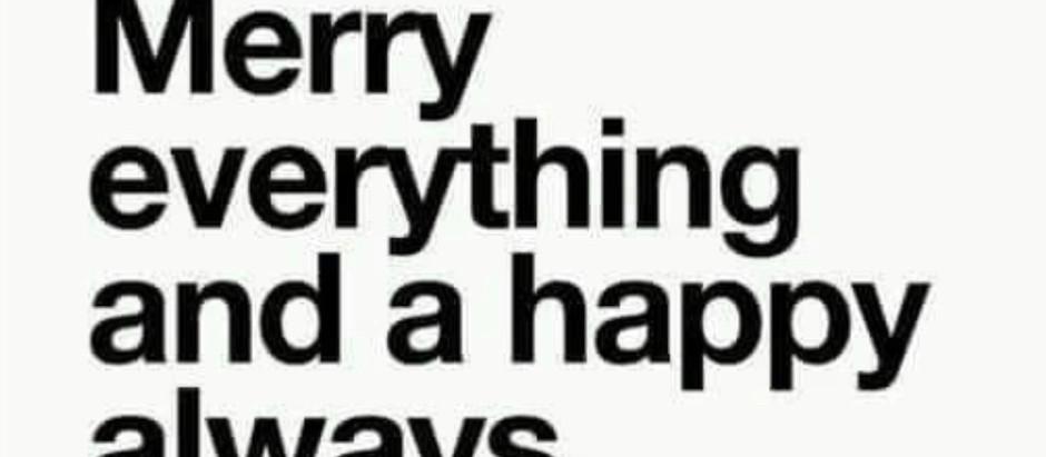 Happy Holidays‼️