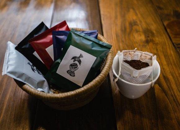 Coffee Drip Bag Set (10pcs)