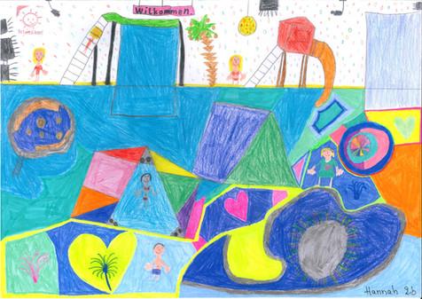Gewinnerbild Hannah 2. Klasse