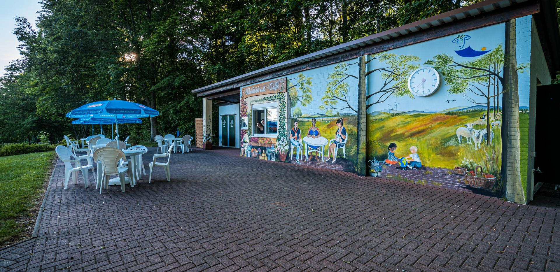 Waldbad-Café Lamspringe