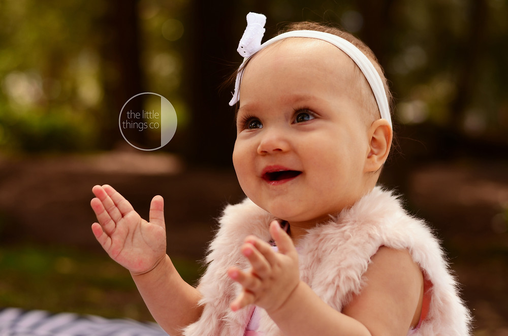 Baby video and photography