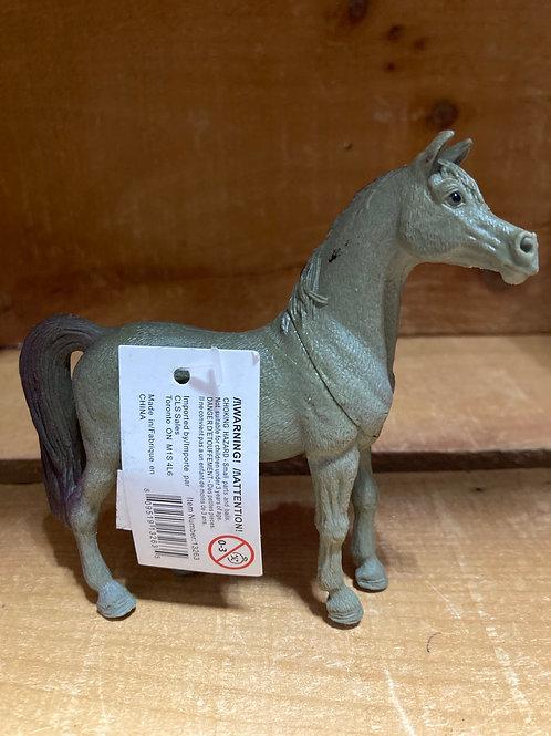 """4"""" x 4"""" Plastic Horse Toy"""