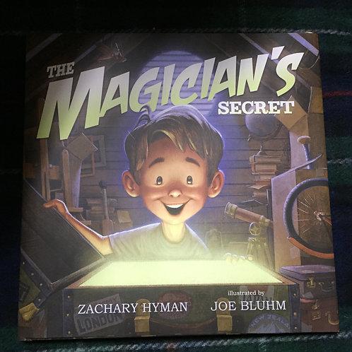 The Magician's Secret -Zachary Hyman