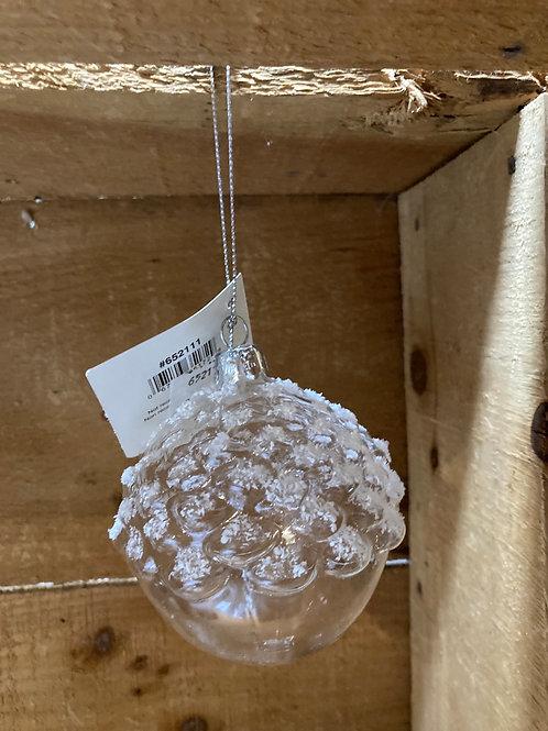 Acorn Christmas Tree Ornament