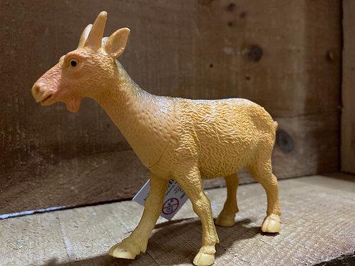 """4.5"""" x 3.5"""" Plastic Goat Toy"""