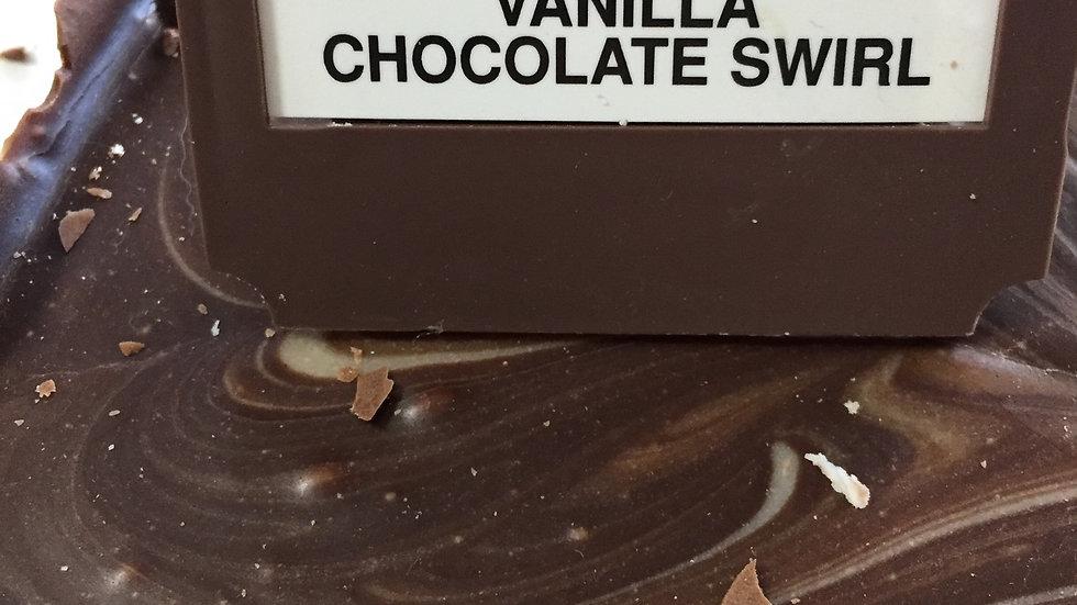 WFCS Vanilla Chocolate Swirl Fudge