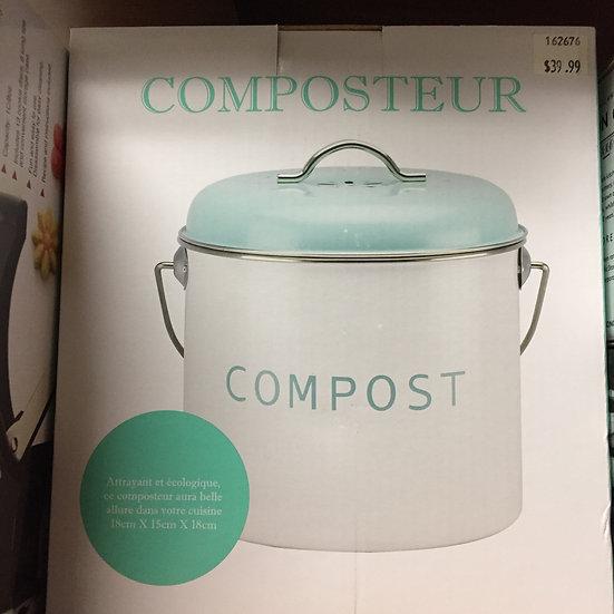 Metal Compost Bucket