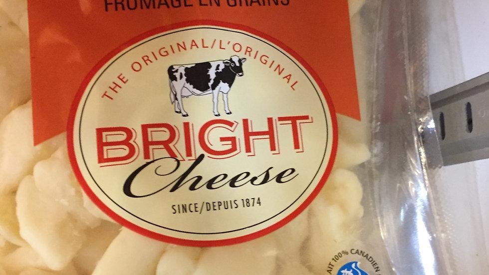 WF White Bright Cheese Curds