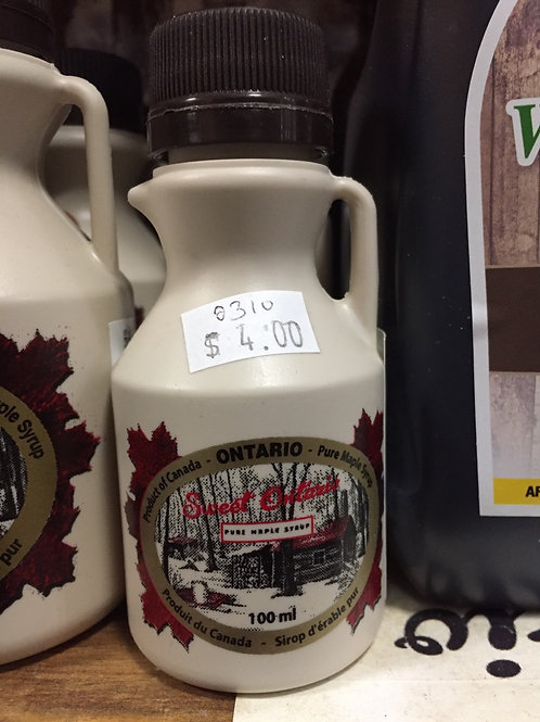 100ml Maple Syrup